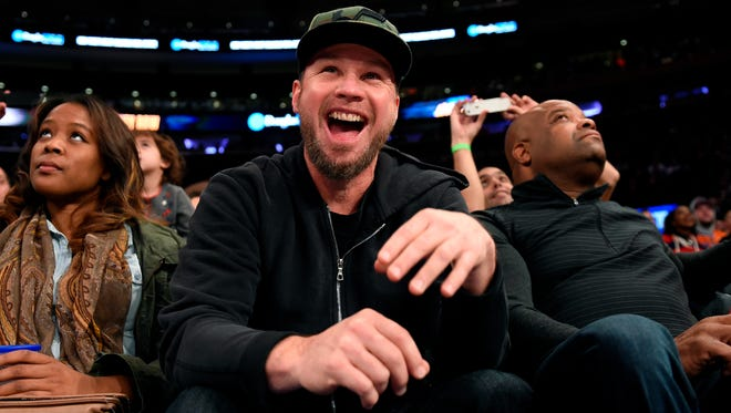 Pearl Jam bassist Jeff Ament announced plans to build a skate park in Wolf Point, according to the Fort Peck Journal.