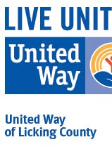 United Way of Licking County logo.