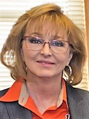 Crystal Long, GECU CEO and new Borderplex Alliance board executive committee member.