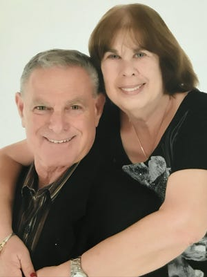 Stuart and Adrian Baker of Boynton Beach, who had been married for 51 years, died last week just six minutes apart from complications of coronavirus.
