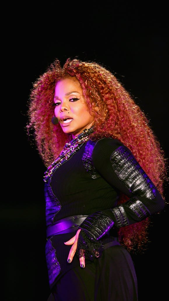 Janet Jackson will perform in Fresno this September.