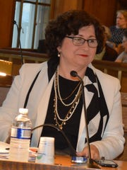 Legislator MaryJane Shimsky said the new Board of Elections