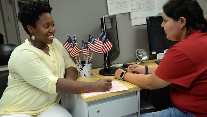 Today, GCC serves approximately 1,200 veterans at its Veteran Services Center.