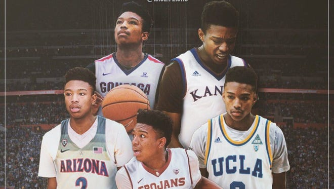 Brandon Williams chose to play for UA in 2018-19