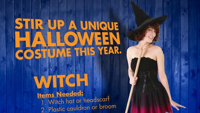Still looking for a Halloween costume? Stop by Goodwill, where you can find resale costumes and accessories for half off.