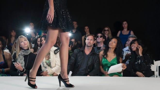 Fashion runway.