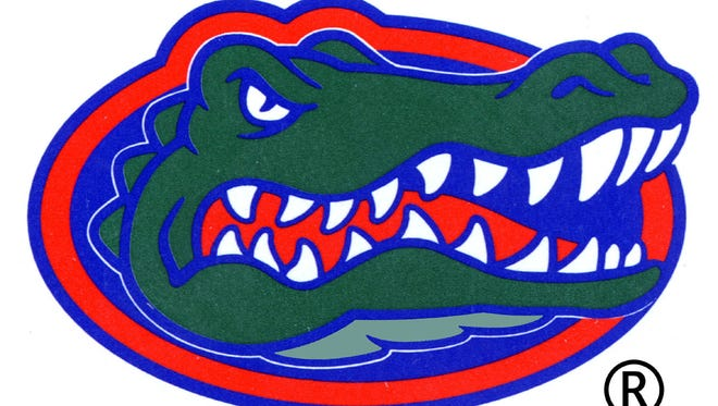 Logo for the University of Florida.