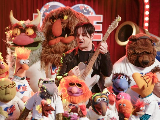 Jack White S Muppets Duet Available As Single