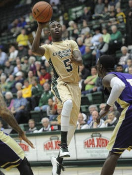 Among the intangibles incoming transfer Jon Octeus brings to Purdue is NCAA tournament experience.