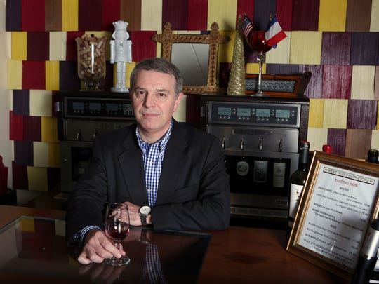 Thierry Pradines, proprietor of Best Wine Purveyors