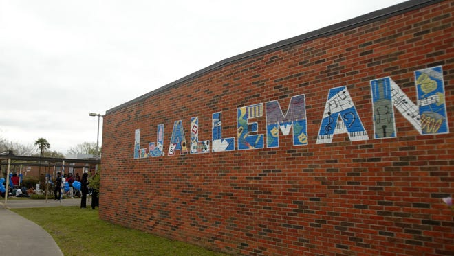 The district's middle grades summer school program is at L.J. Alleman Middle this year.