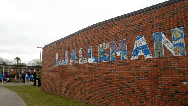 L.J. Alleman Middle School
