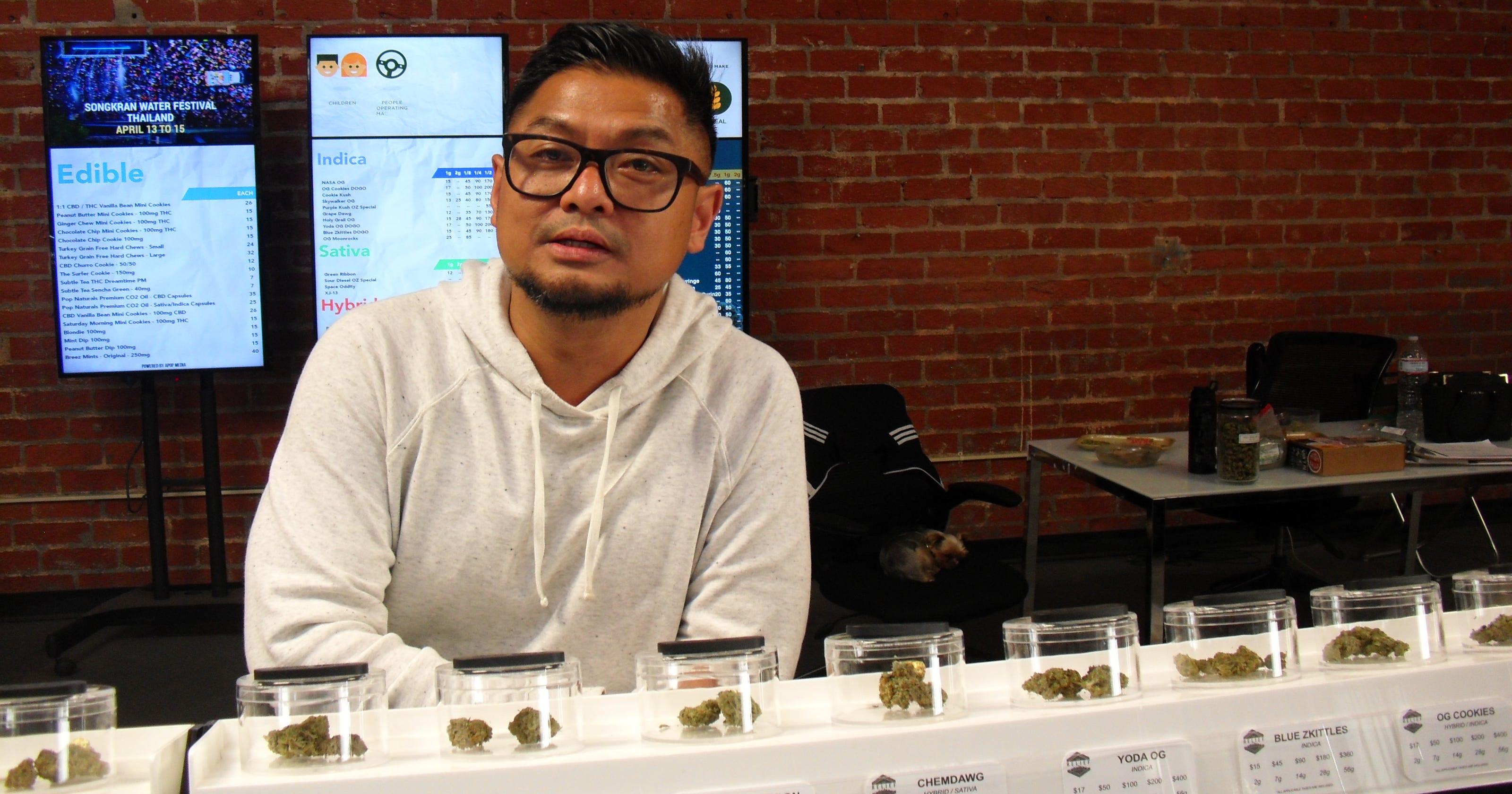Entrepreneurs look to cash in on marijuana edibles, weed