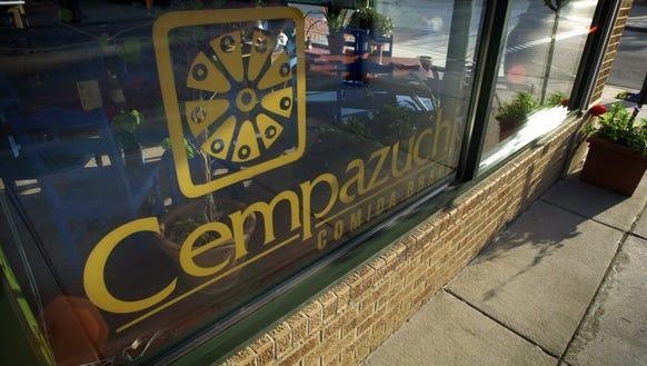 Cempazuchi, 1205 E. Brady St., opened in 1999. It's