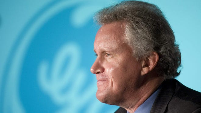 GE CEO Jeff Immelt recently expressed concern about the impact of President Donald Trump's executive order on immigration.