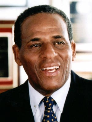 SUNY Board of Trustees Chairman H. Carl McCall