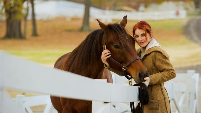 Actress Priscilla Presley is a friend and advocate of The Humane Society of the United States.