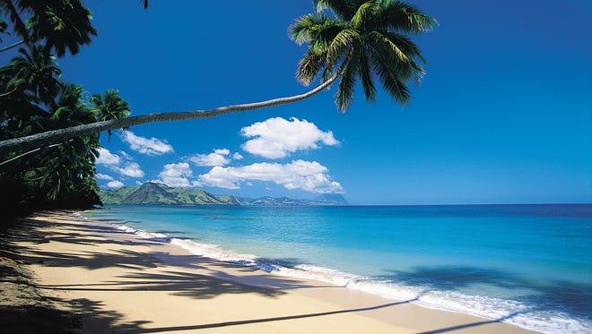 Fiji is a top shoulder season destination, according to Expedia.