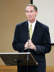 Darryl Worrell, president and CEO of Envision Credit Union.