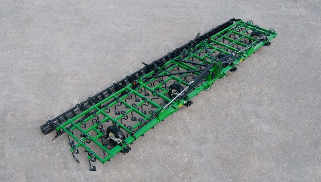 Unverferth Manufacturing Co., Inc. announces larger 30' to 40' working-width models of its rugged and reliable Perfecta® field cultivator.