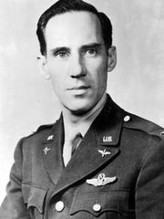 Col. Paul T. Cullen, late 1940s. He was the Air Force's top aerial reconnaissance proponent and the vice commander of 2nd Air Force and headed to be commander of the 7th Air Division in England when he mysteriously disappeared in March 1951.