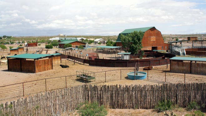 The New Mexico Farm and Ranch Heritage Museun received nationally acclaimed accreditation through the American Alliance of Museums. The museum is located at 4100 Dripping Springs Road in Las Cruces.