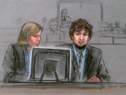 Jury Gives Boston Bomber Dzhokhar Tsarnaev Death Penalty
