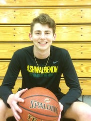 Ashwaubenon senior Ben Wittig averaged 20.5 points