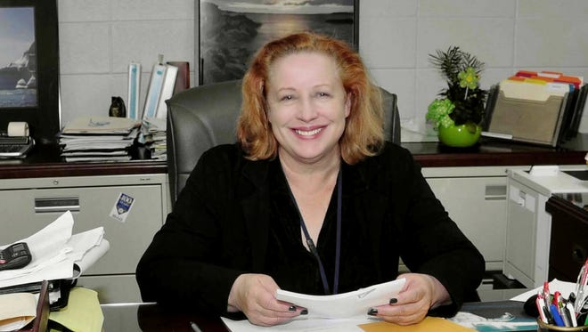 Dianne D. Veilleux is the new superintendent of the Middlesex County Vocational and Technical Schools.