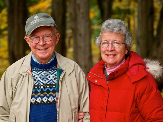 Roy and Charlotte Lukes of Egg Harbor will be inducted in the Wisconsin Conservation Hall of Fame in a May 5 ceremony in Stevens Point.