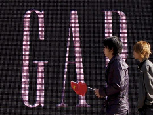 China Gap Apology