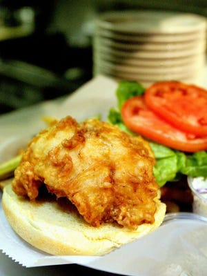 The fried grouper sandwich from Grouper & Chips restaurant in Naples made Sarah E. Crain's 50 Southwest Florida dishes that should be on your bucket list. File