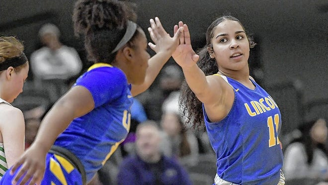 Edyn Battle and the Gahanna Lincoln girls basketball team won a share of the league championship this past winter, helping the Lions earn the Ralph Young All-Sports Award for the OCC-Ohio Division.