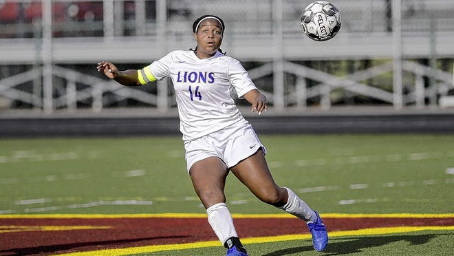 Senior forward Natalie Stewart is among the leaders for the Gahanna Lincoln girls soccer team, whose roster remains strong after losing a trio of players who are now competing collegiately.