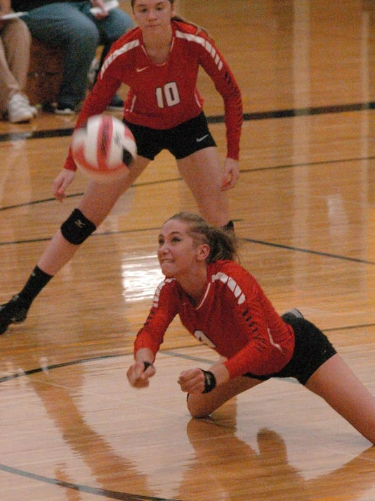 Sturgeon Bay volleyball 135