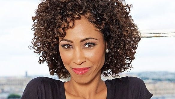 Indy native Sage Steele keeps climbing the ranks at ESPN.