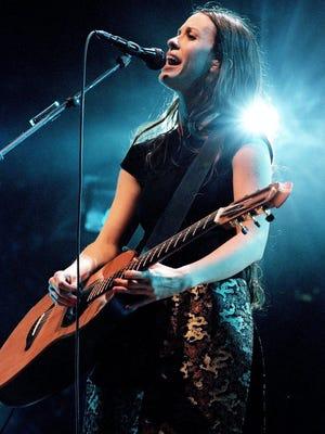 Alanis Morissette will perform Saturday at Fantasy Springs Resort Casino.