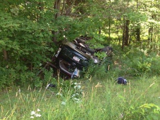Highway 52 crash