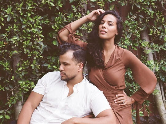 Abner Ramirez and Amanda Sudano Ramirez, otherwise known as Johnnyswim, perform Friday at Higher Ground.