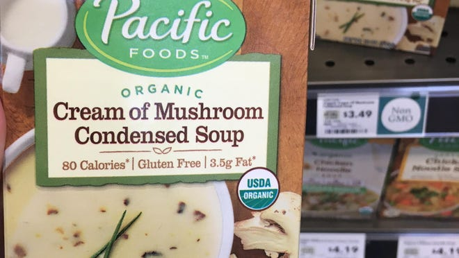 Boxed soups and broths are a great holiday ingredient that shoppers can buy now before the holiday rush next month.