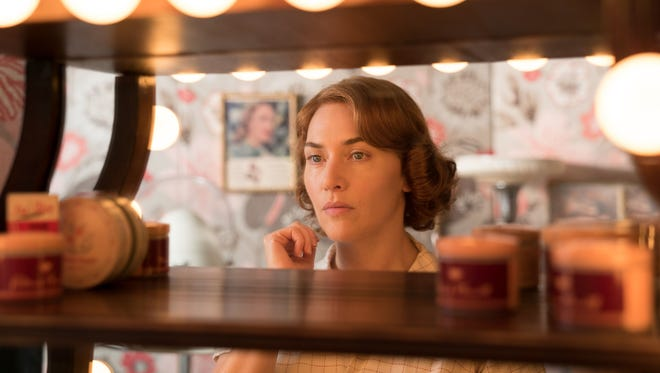 Ginny (Kate Winslet) is a failed-actress-turned-waitress in Woody Allen's latest 'Wonder Wheel.'