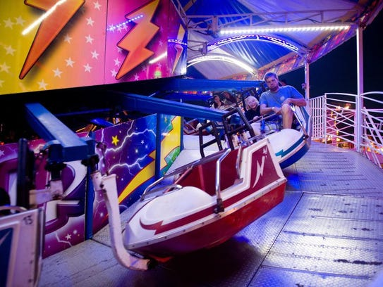 Advance tickets for the Martin County Fair and St.