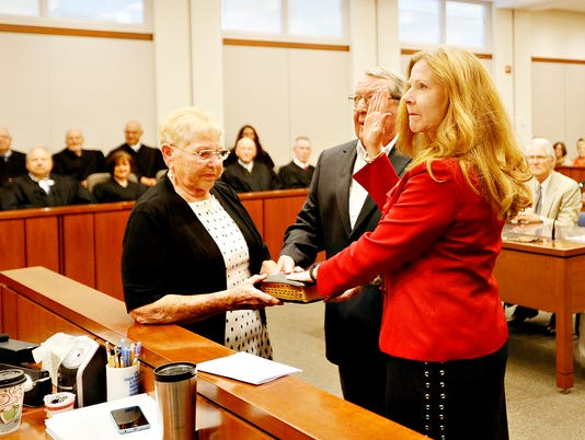 York County Judges Sworn In