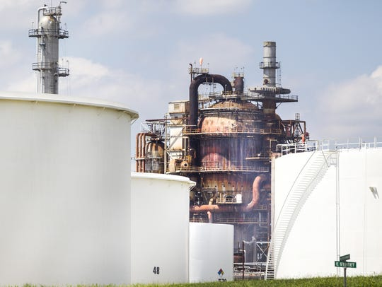 The Delaware City Refinery is planning to begin a $100 million upgrade this summer.
