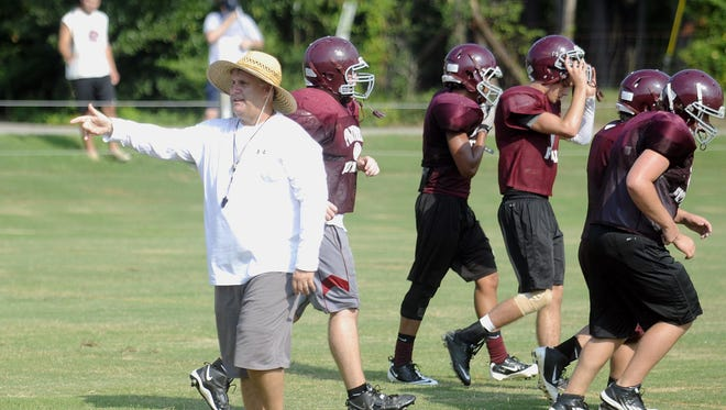 Coach Norman Dean and Elmore County try to make the playoffs for the first time since 2011.