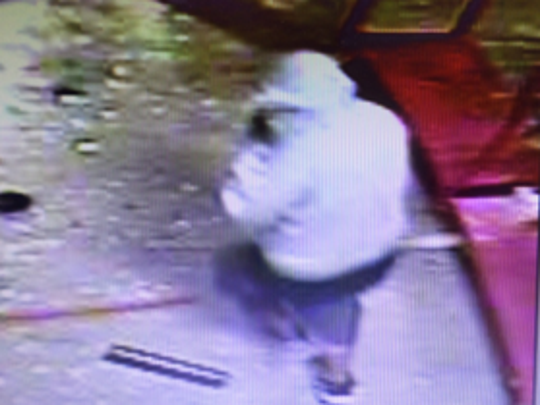 Suspect in Rural King attempted burglary.