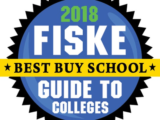 "The Fiske ""Best Buy School"" logo."