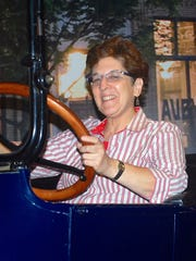 """Motor Girls"" author Sue Macy."