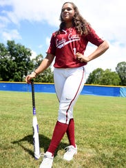 Crockett County's Madison Myers is the 2017 All-West