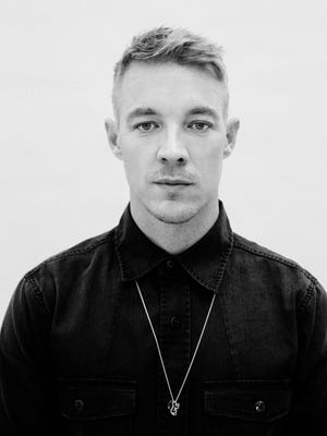 Wes Pentz, 36, better known as DJ/producer Diplo.